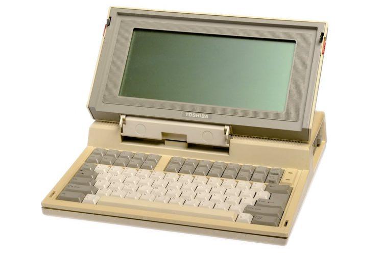 máy tính Toshiba