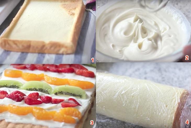 Đánh kem tươi