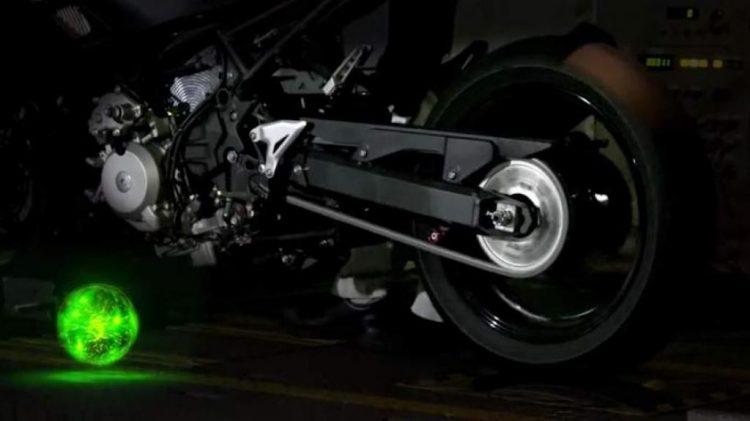 Kawasaki sẽ có chế độ chỉ vận hành bằng điện trong thành phố