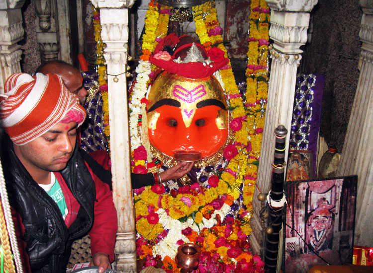Đền Kal Bhairav
